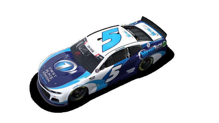 Kyle Larson - MetroTech Auto - NASCAR Cup Series