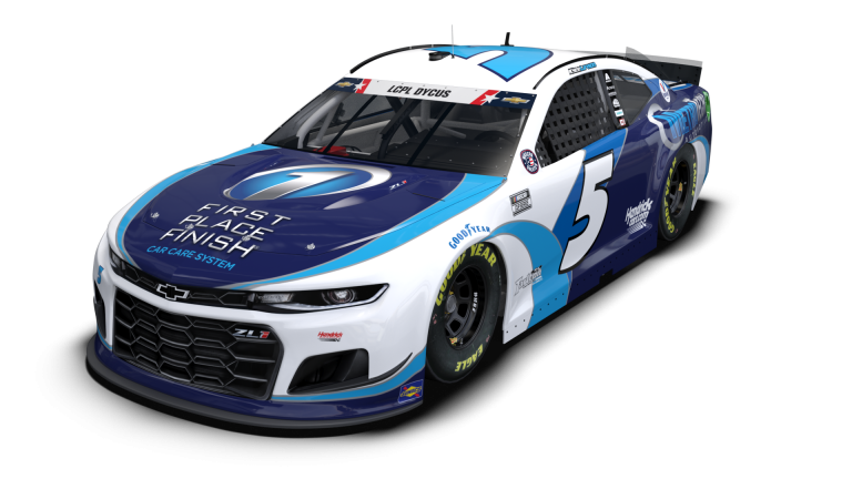 Kyle Larson - MetroTech - NASCAR Cup Series