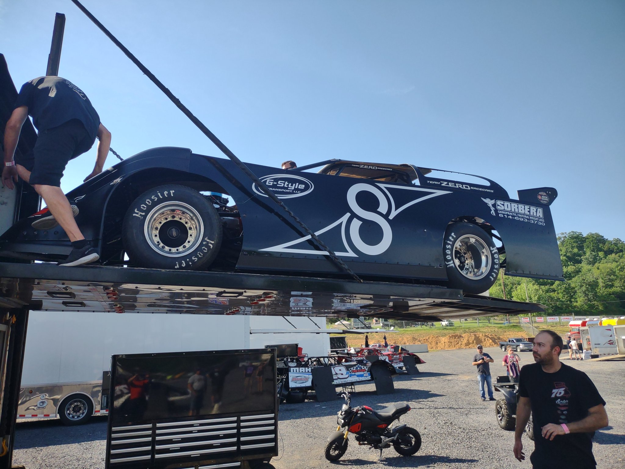 Kyle Strickler - Scott Bloomquist Racing - Dirt Late Model