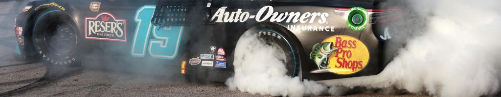Martin Truex Jr talks NASCAR's low downforce package