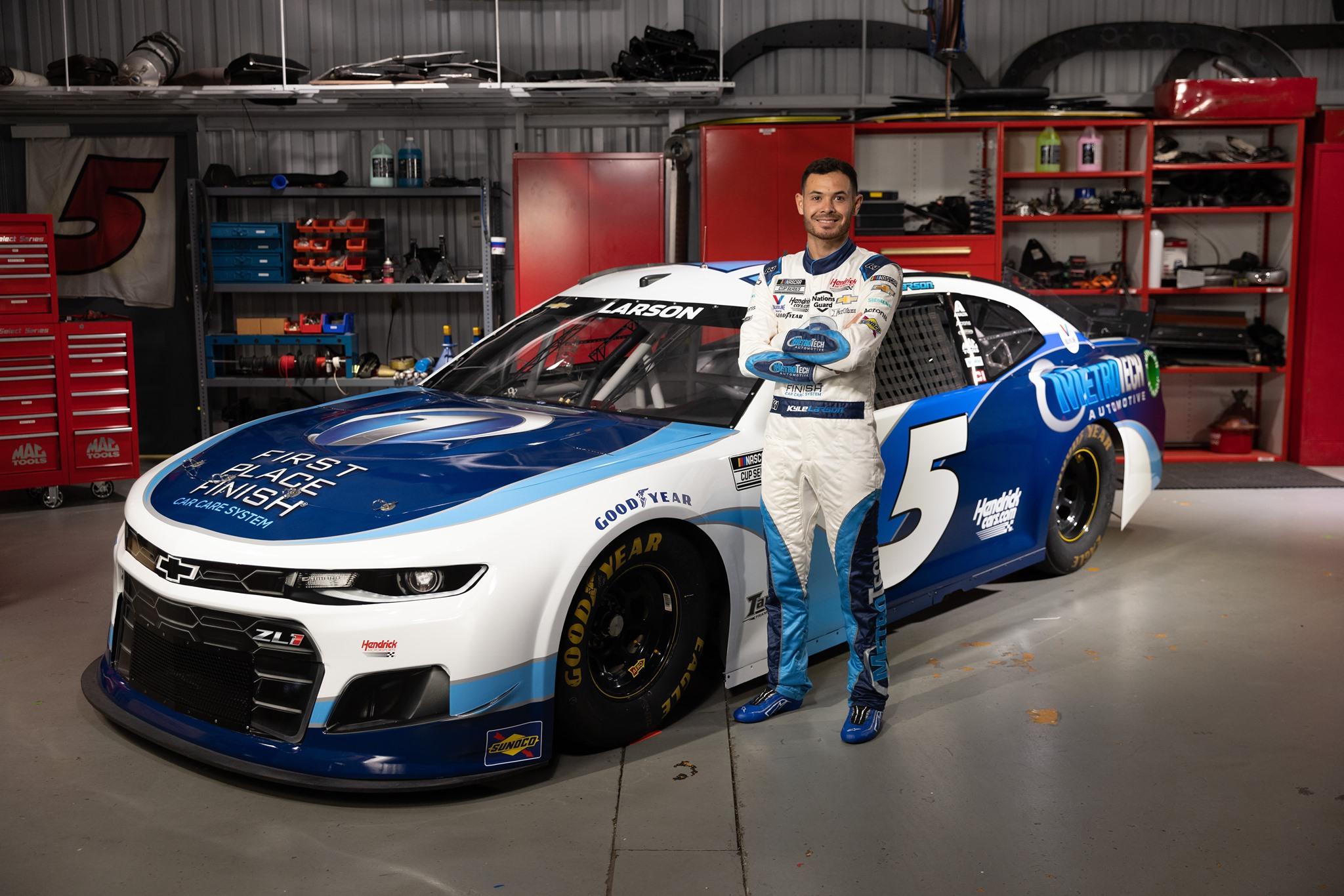 MetroTech Auto - Hendrick Motorsports 5 - Kyle Larson - NASCAR Cup Series