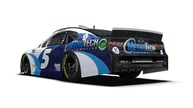 MetroTech Automotive - Kyle Larson - NASCAR Cup Series