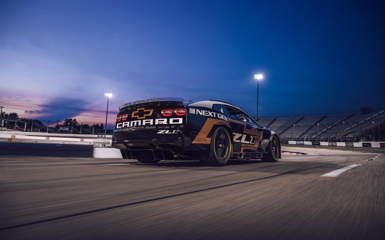 NASCAR Next Gen - 2022 Chevrolet Camaro