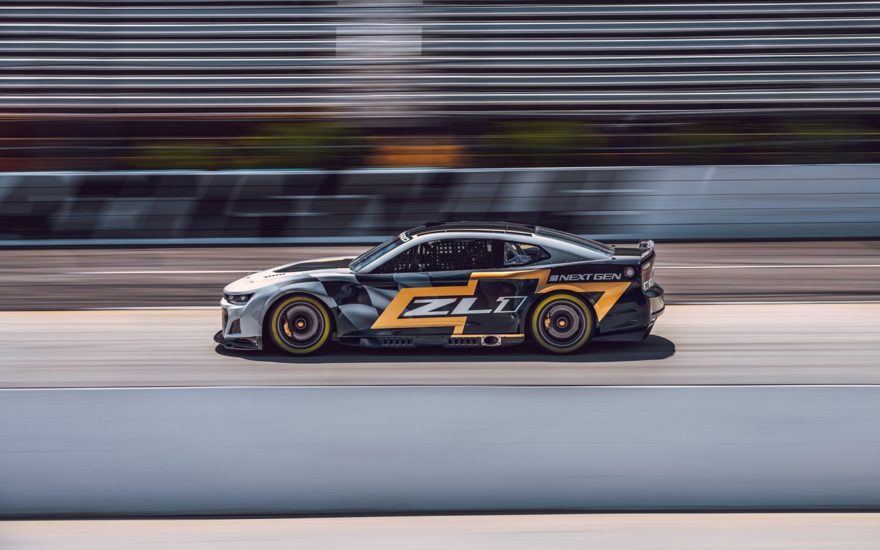 NASCAR Next Gen - 2022 Chevy Camaro