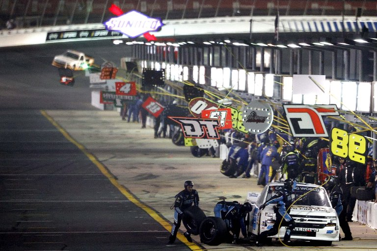 NASCAR Pit Stop - Truck Series