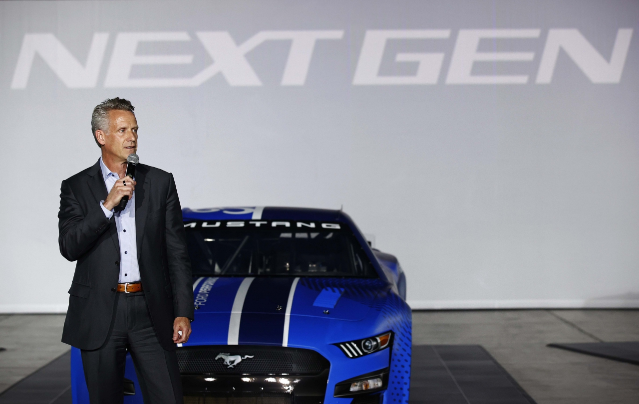 NASCAR President Steve Phelps - NASCAR Next Gen
