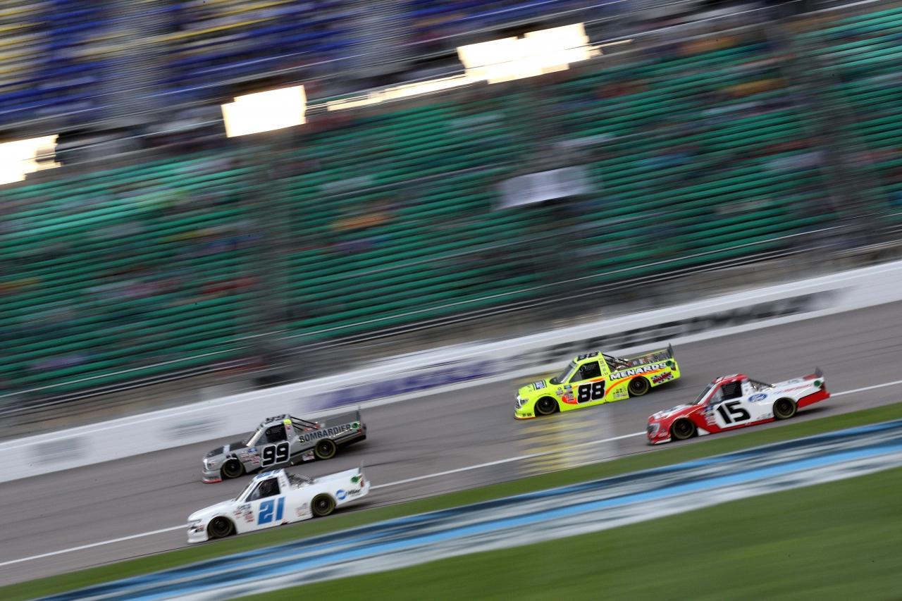 NASCAR Truck Series - Kansas Speedway 2