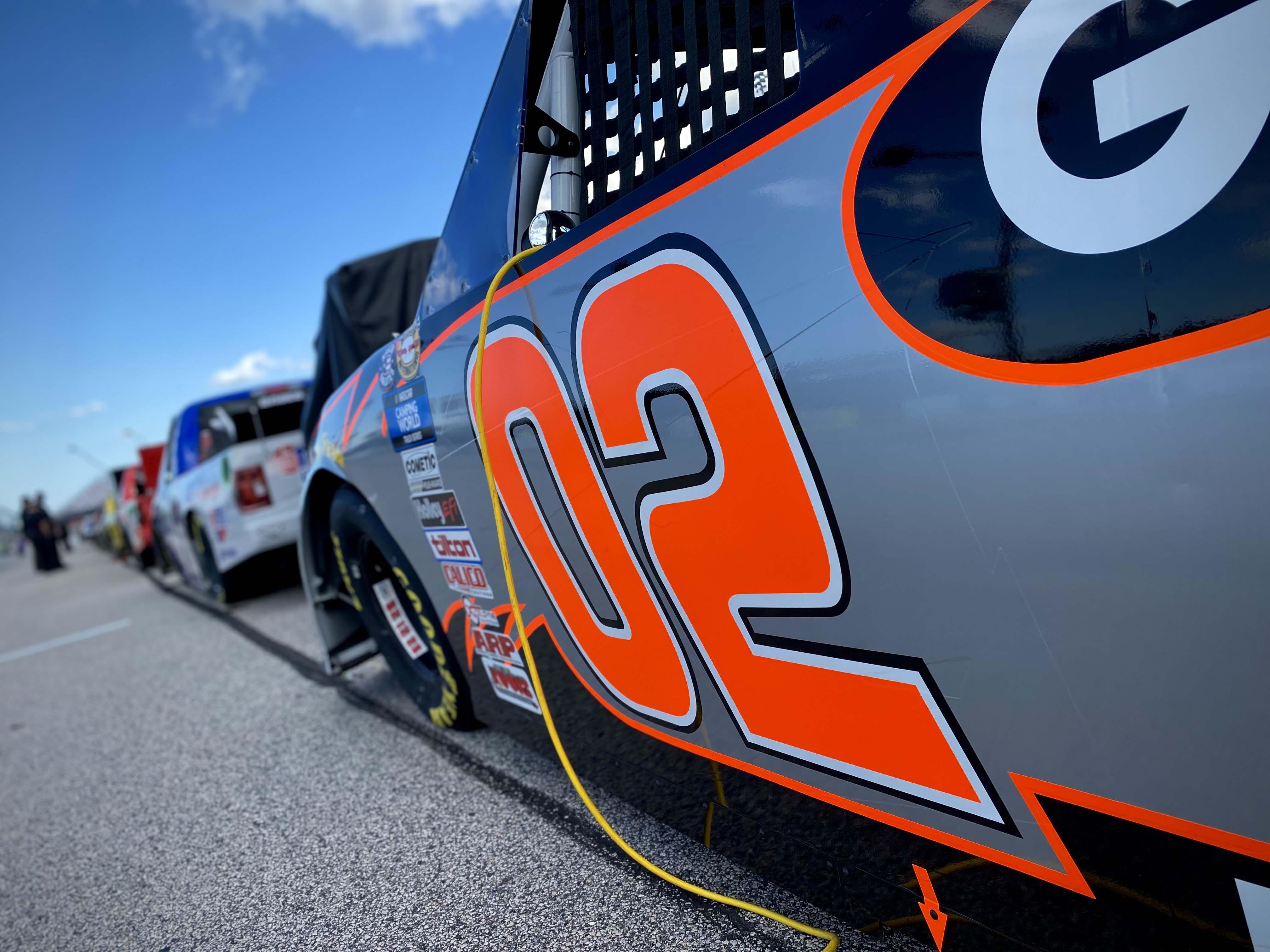 NASCAR Truck Series at Darlington Raceway - Dale Earnhardt Throwback