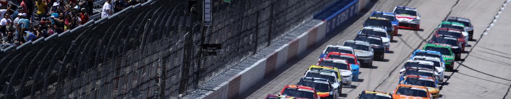 NASCAR driver suspended following arrest