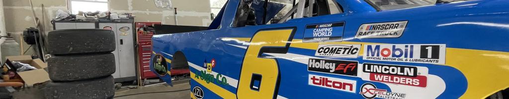 Norm Benning's truck stolen; NASCAR team stranded in Kansas, rescued