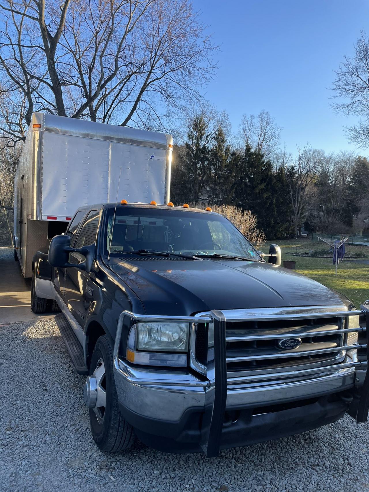 Norm Benning - Truck and Race Hauler
