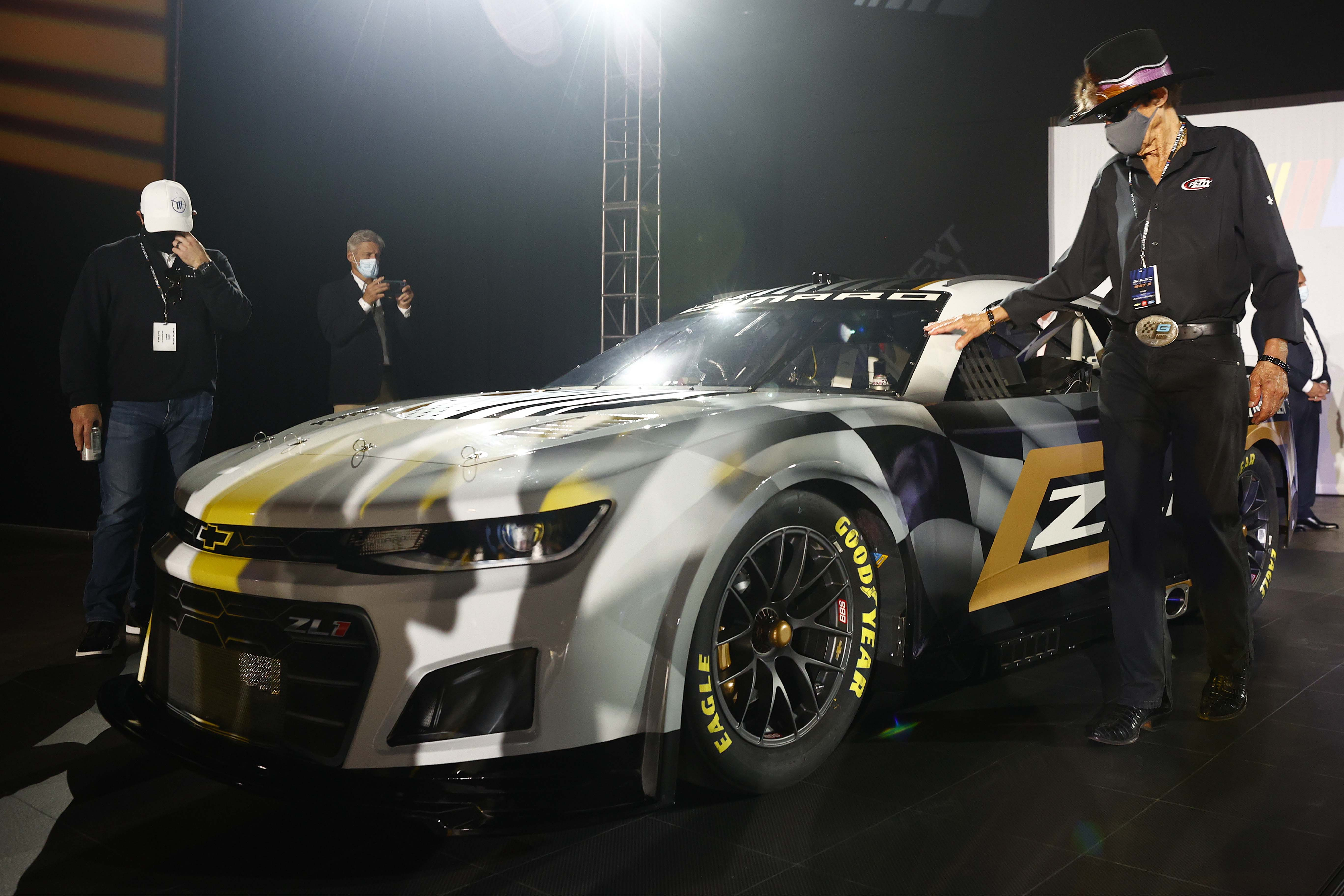 Richard Petty - NASCAR Next Gen