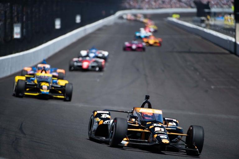Rinus VeeKay - Indianapolis Motor Speedway - Indy 500