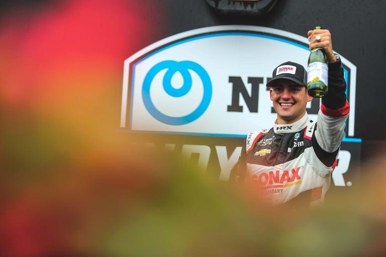 Rinus VeeKay wins GMR Grand Prix - Indianapolis Motor Speedway - Indycar Series