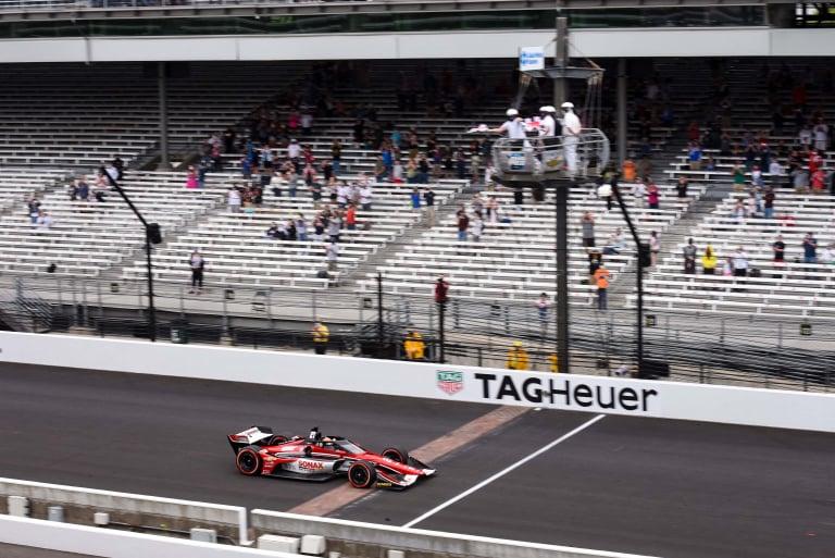 Rinus VeeKay wins at Indianapolis Motor Speedway - Indycar Series