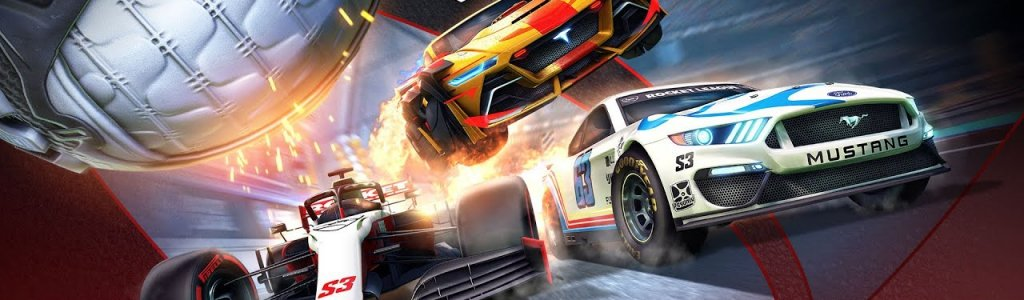 NASCAR coming to Rocket League