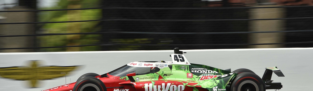 Indy 500 Practice Results: May 23, 2021 (Indycar Series)