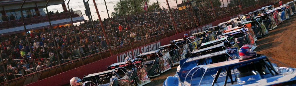 Show Me 100 Results: May 29, 2021 (Lucas Late Models)