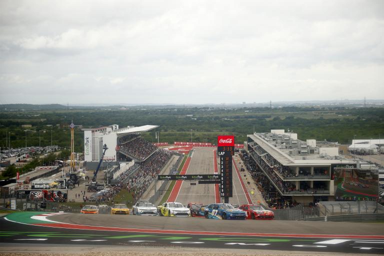 Texas - Circuit of the Americas - COTA - NASCAR Xfinity Series