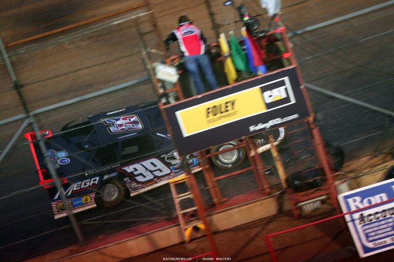 Tim McCreadie wins at Lucas Oil Speedway - LOLMDS 5859