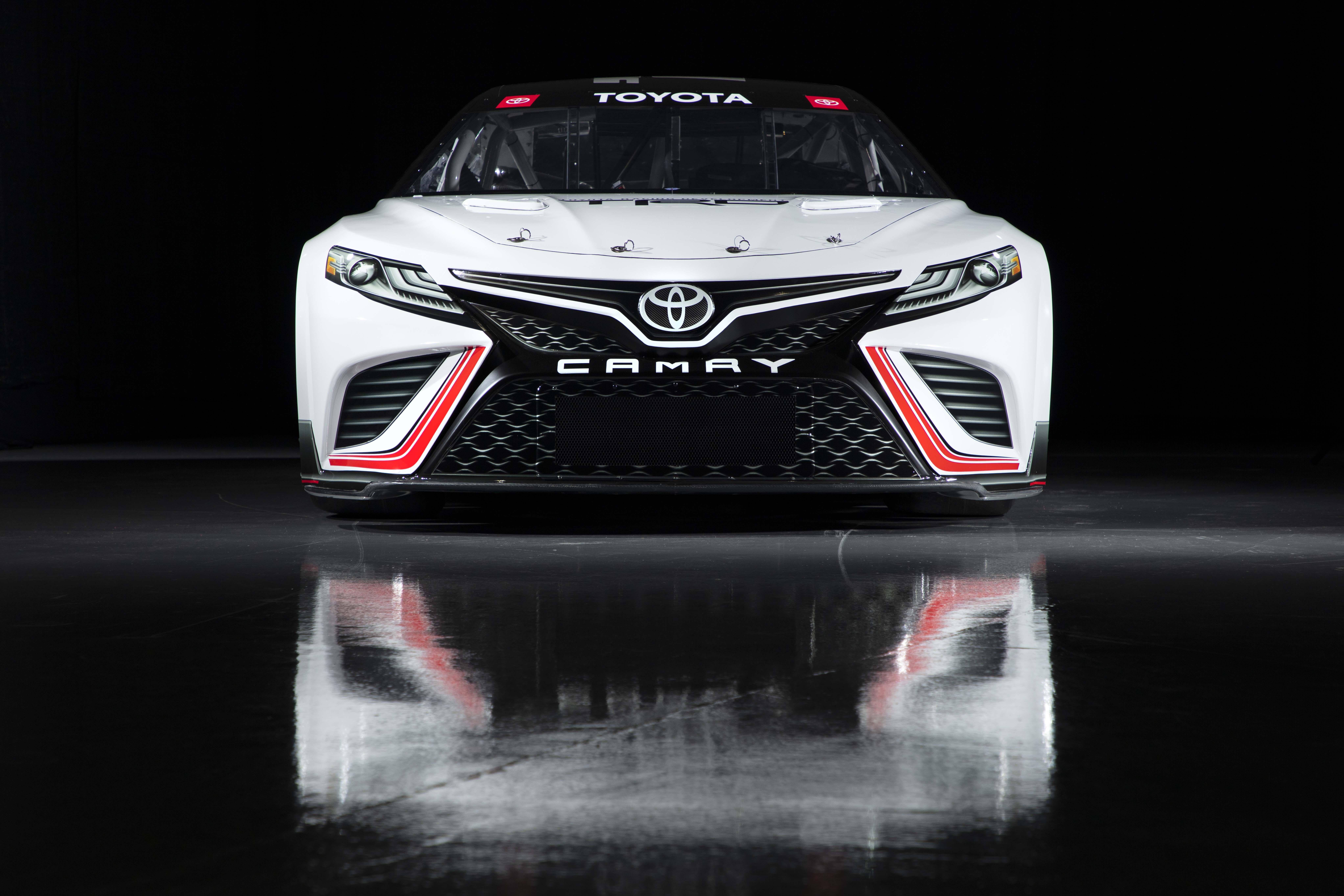 2022 Toyota Camry - NASCAR Next Gen Car - Front Photo