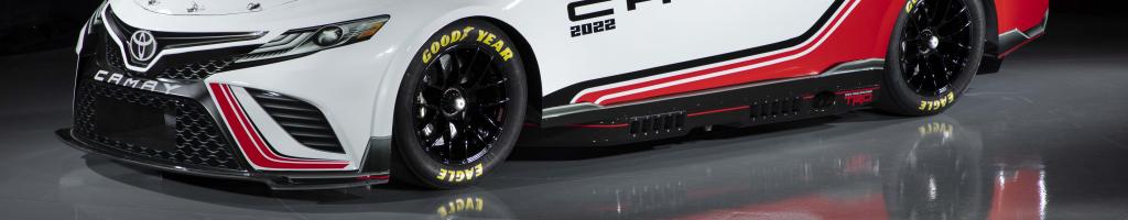Kyle Busch knocks the NASCAR Next Gen car