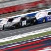 Ty Gibbs, Harrison Burton, Austin Cindric - Charlotte Motor Speedway - NASCAR Xfinity Series