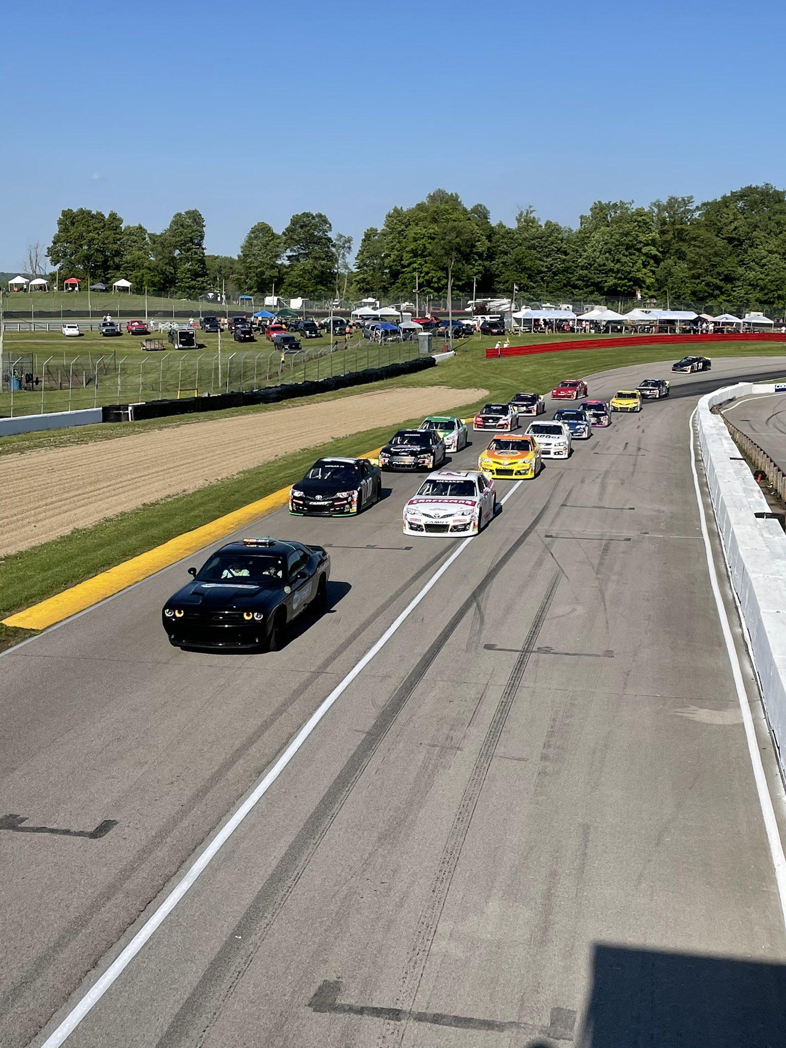 ARCA Menards Series - Mid-Ohio Sports Car Course