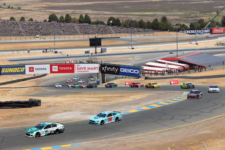 Austin Dillon - Sonoma Raceway - NASCAR Cup Series