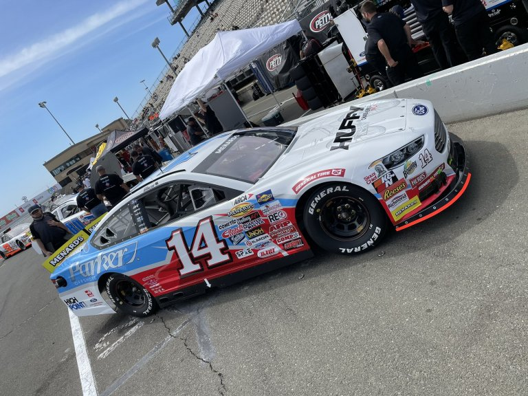 Chase Briscoe - Sonoma Raceway - ARCA Menards Series