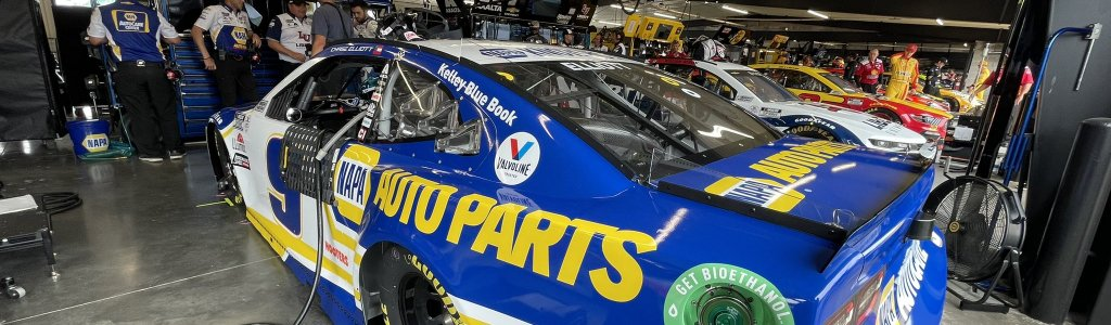 Chase Elliott, Alex Bowman handed L1 penalties after New Hampshire Motor Speedway