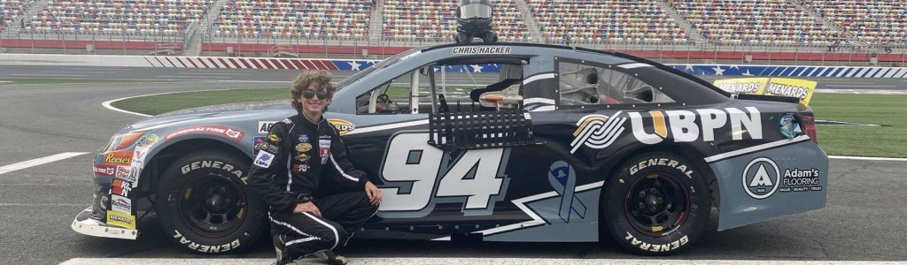 Chris Hacker announces NASCAR debut; Terminates contract with team before race