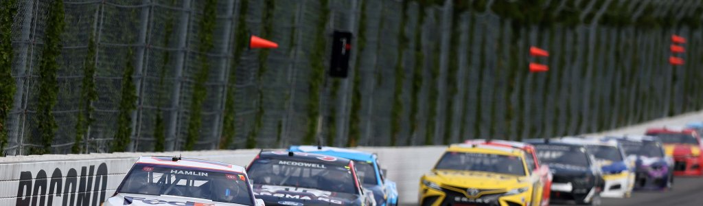 NASCAR TV Ratings: June 2021 (Pocono Raceway)