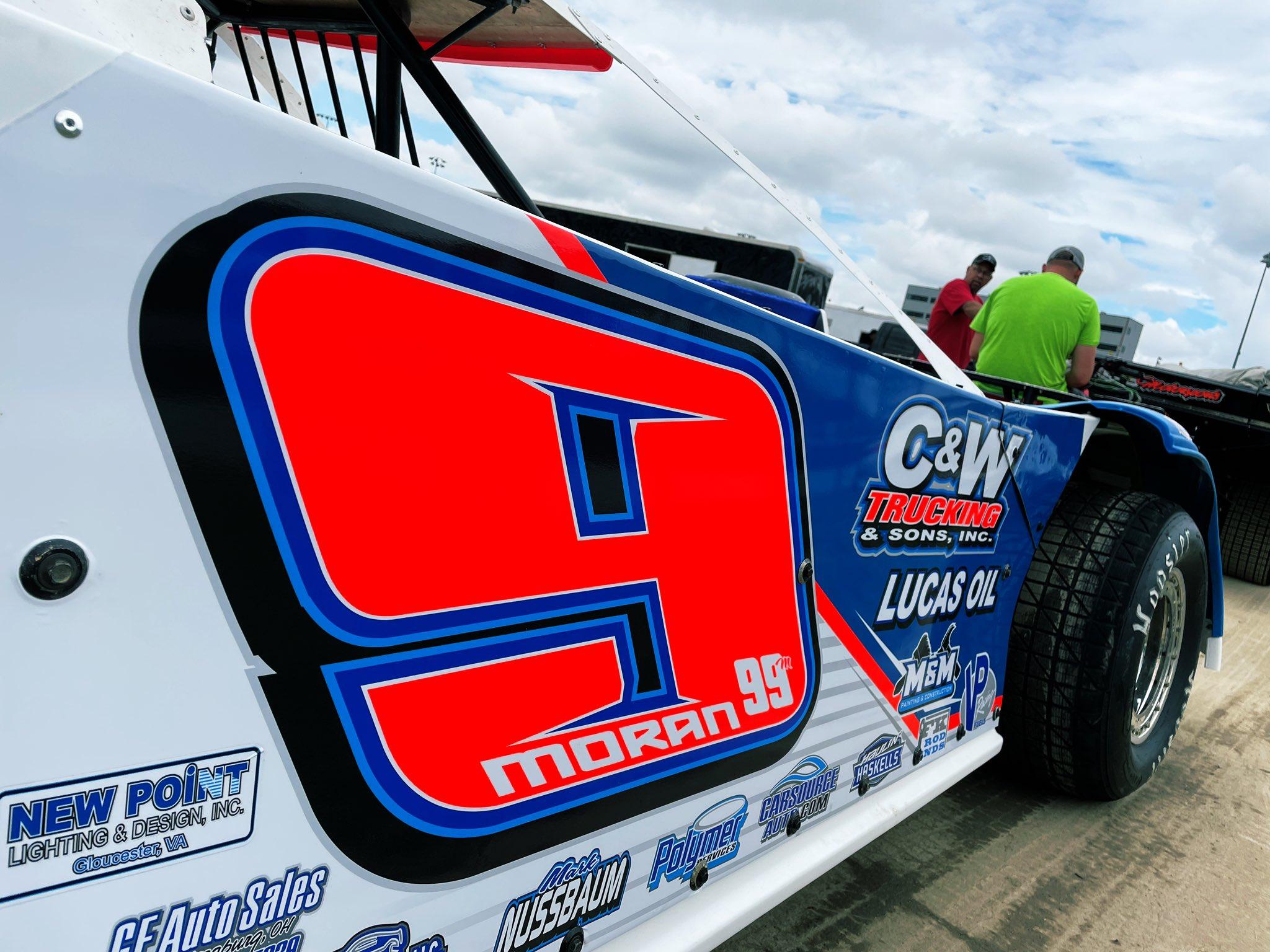 Devin Moran 9 - Eldora Speedway - Dirt Late Model