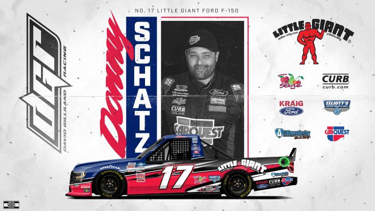 Donny Schatz - NASCAR Truck Series