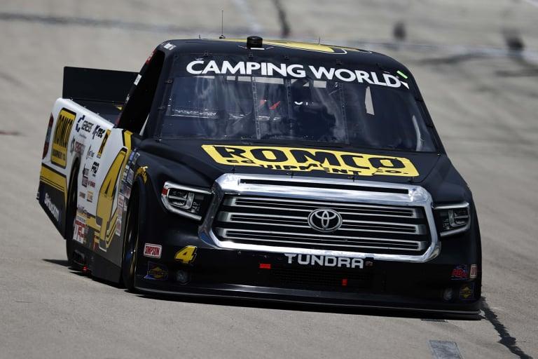John Hunter Nemechek- Texas Motor Speedway - NASCAR Truck Series 2