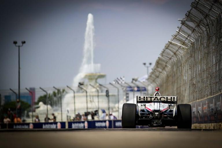 Josef Newgarden - Detroit Grand Prix - Indycar Series - Belle Isle Park