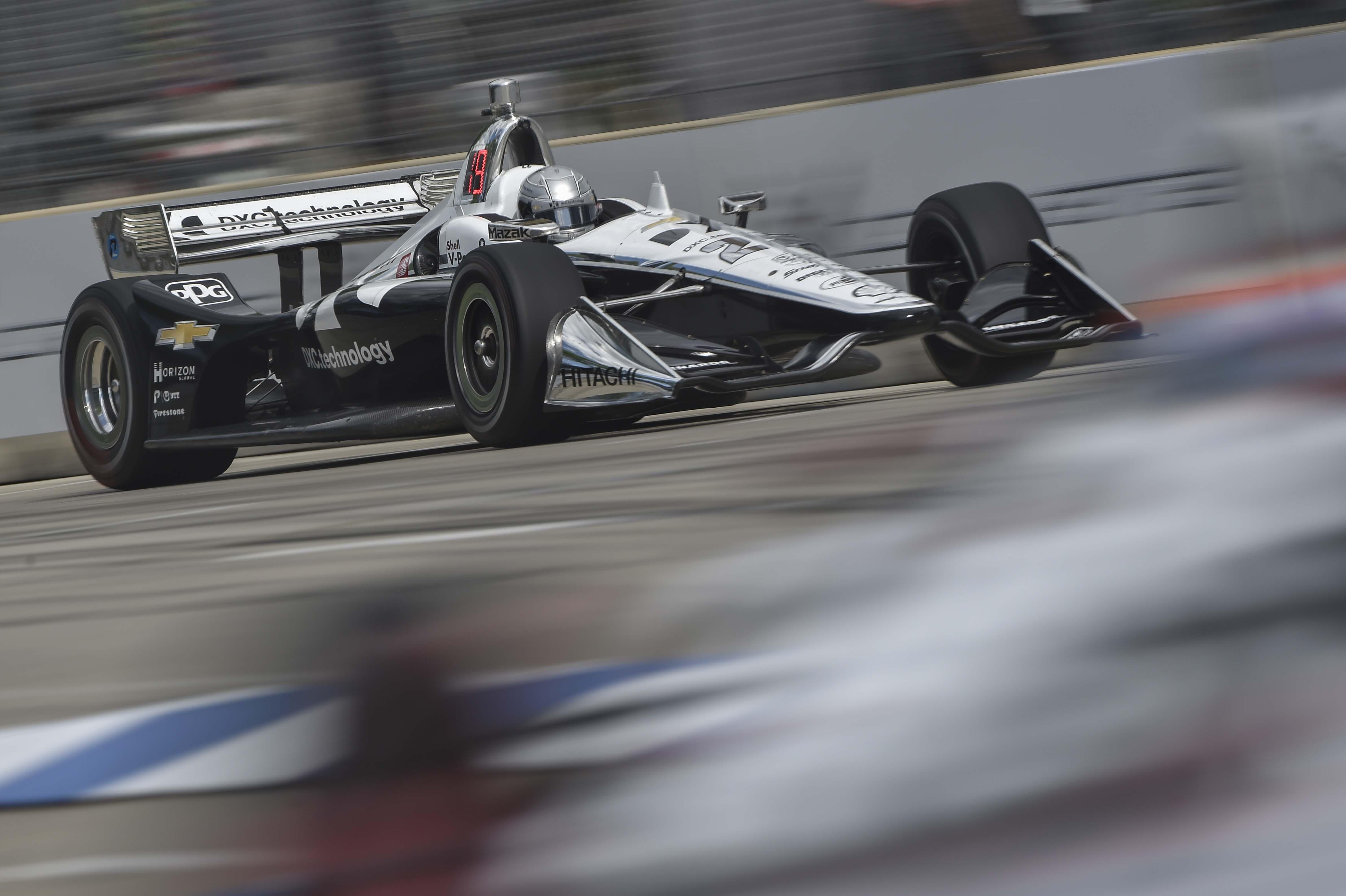 Josef Newgarden - Detroit Grand Prix - NTT Indycar Series