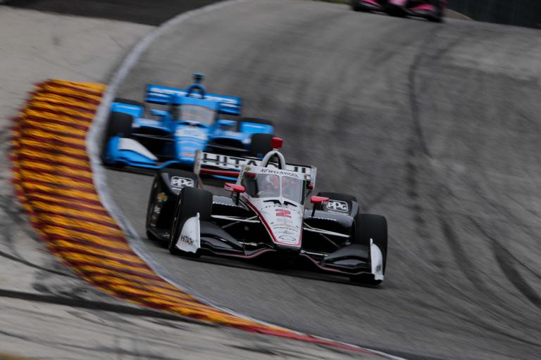 Josef Newgarden - Road America - Indycar Series