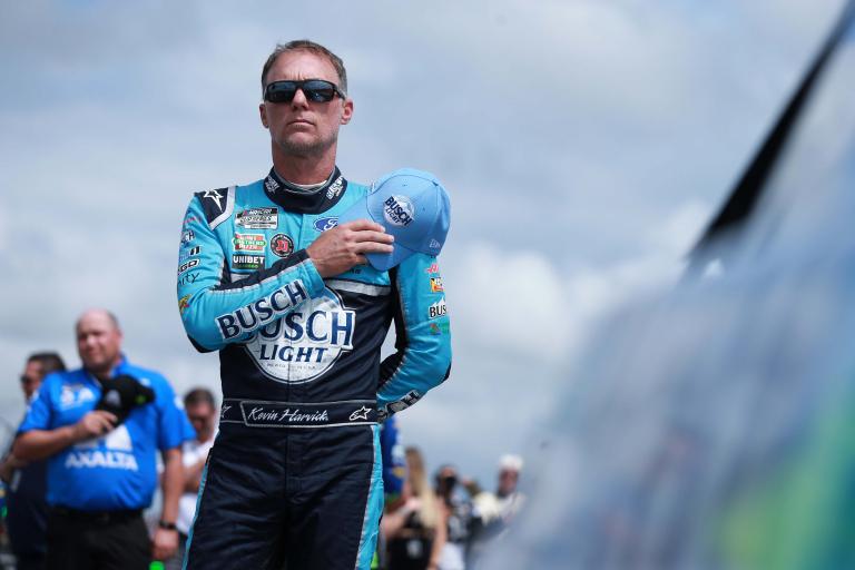 Kevin Harvick - Pocono Raceway - NASCAR Cup Series