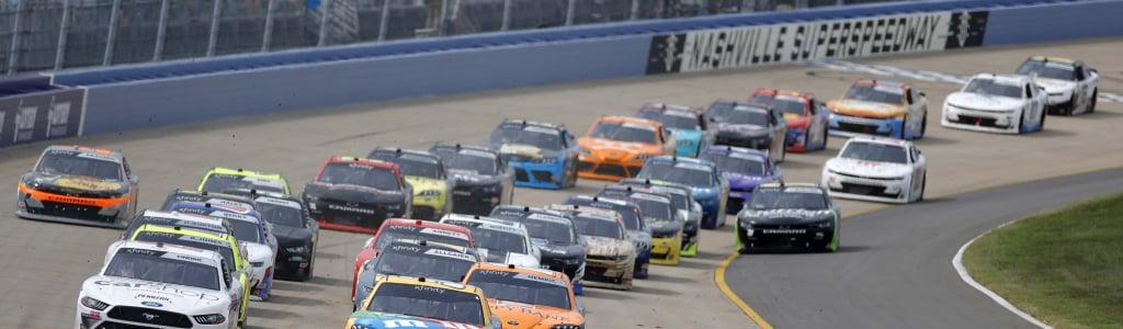 How do NASCAR tracks make money and how much?