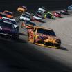 Kyle Busch, Justin Allgaier - Texas Motor Speedway - NASCAR Xfinity Series