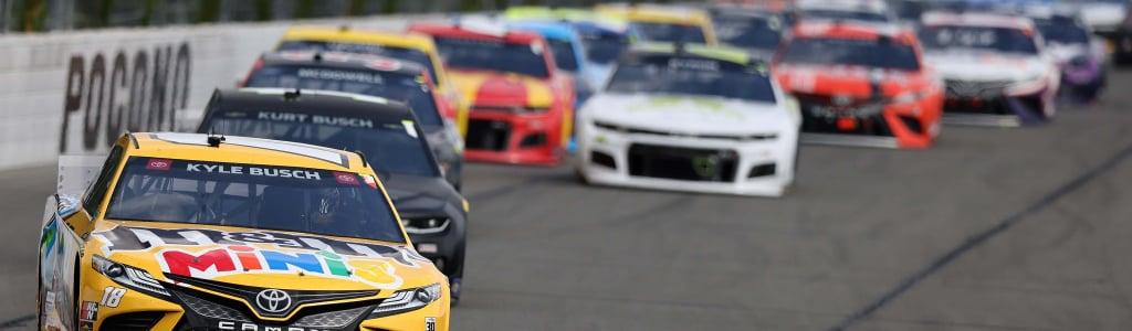 Pocono Penalty Report: June 2021 (NASCAR Weekend)