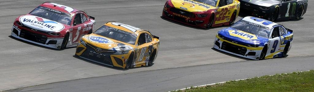 Nashville TV Numbers: June 2021 (NASCAR Ratings)