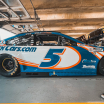Kyle Larson - NASCAR Garage Area