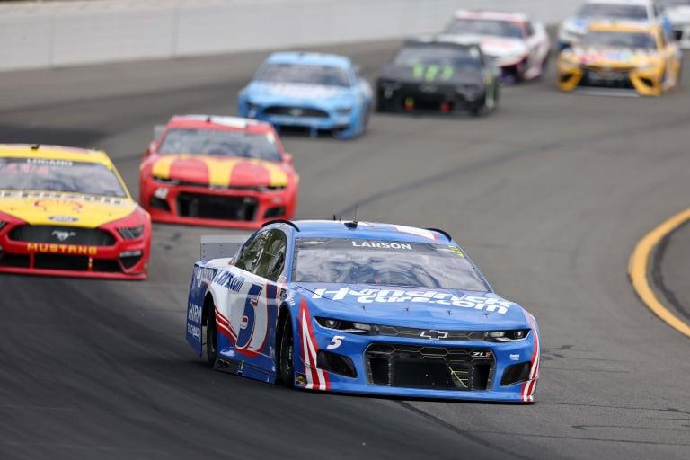Kyle Larson - Pocono Raceway - NASCAR Cup Series