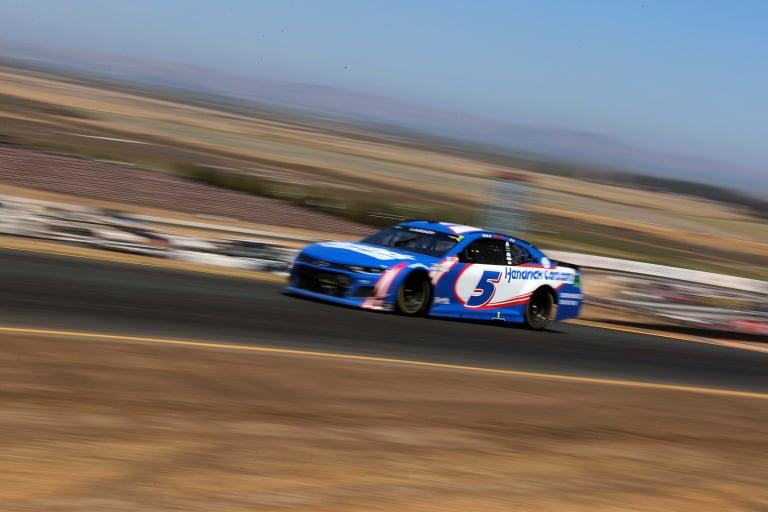 Kyle Larson - Sonoma Raceway - NASCAR Cup Series