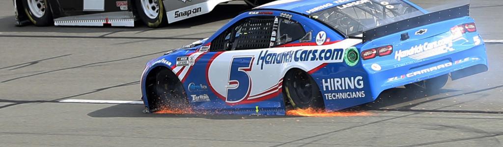 Kyle Larson is Tony Stewart's biggest regret in NASCAR racing
