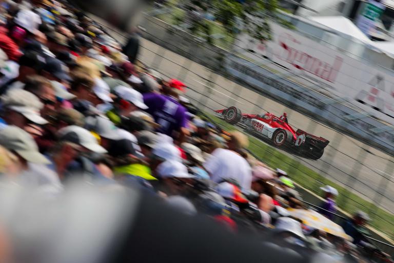 Marcus Ericsson 2 - Detroit Grand Prix - Belle Isle Park - Indycar Series 2