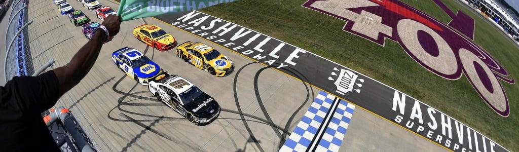 Nashville Race Results: June 20, 2021 (NASCAR Cup Series)